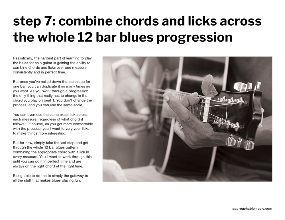 blues guitar PDF preview 3