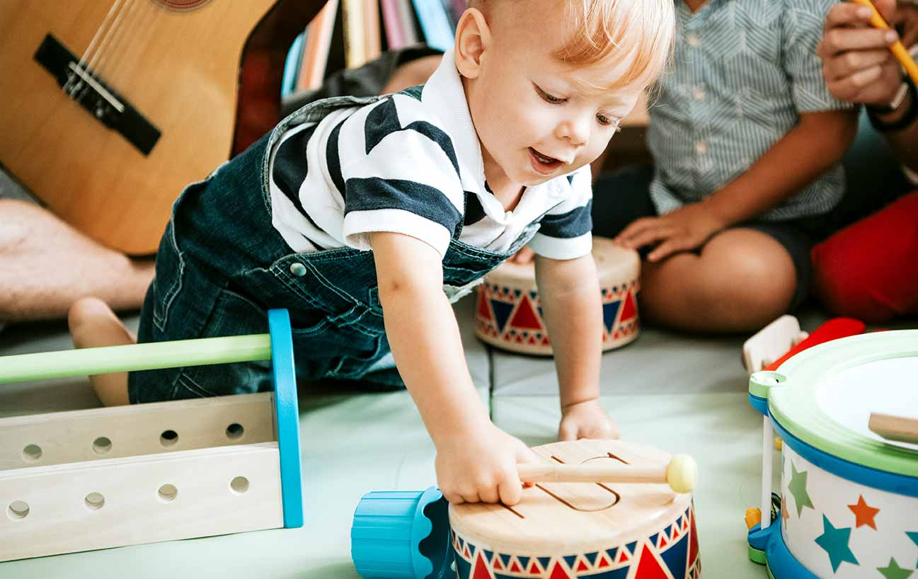 Free Music Class for Babies, Toddlers and PreK
