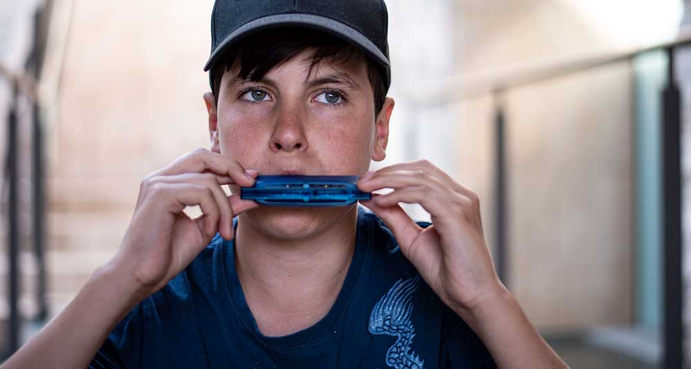 Harmonica Lessons in Minneapolis and St. Paul